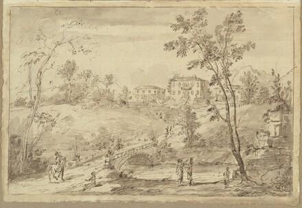 Landscape with a Bridge