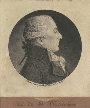 Bénigne-Charles Févret de Saint-Mémin