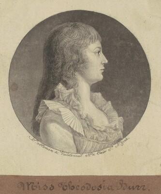 Theodosia Burr