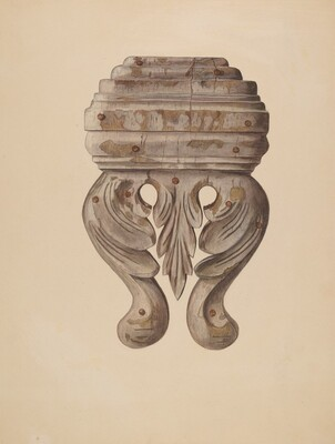 Wood Carving - Horizontal