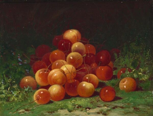 Mound of Cherries