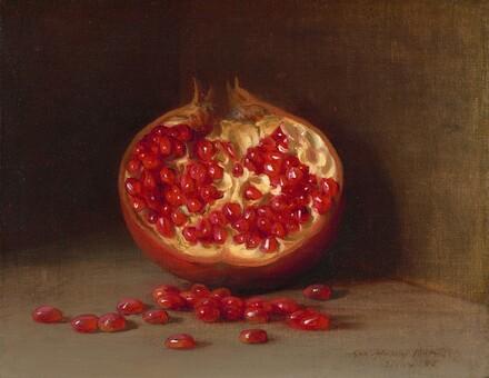 A Pomegranate, Siena