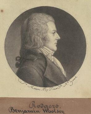 Benjamin Woolsey Rogers