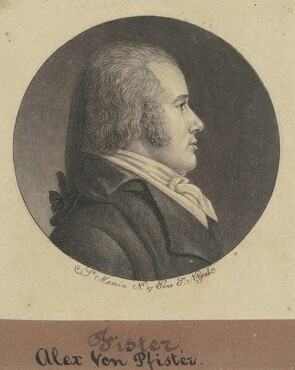 Alexander von Pfister