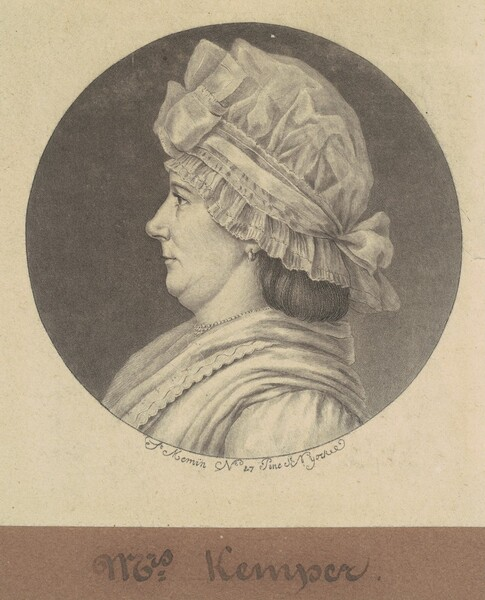 Elizabeth Marius Kemper