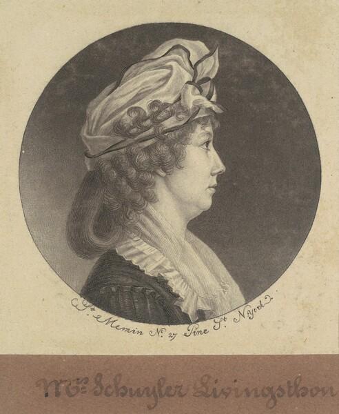 Eliza Barclay Livingston
