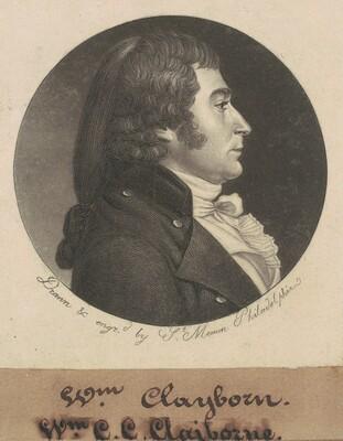 William Charles Cole Claiborne