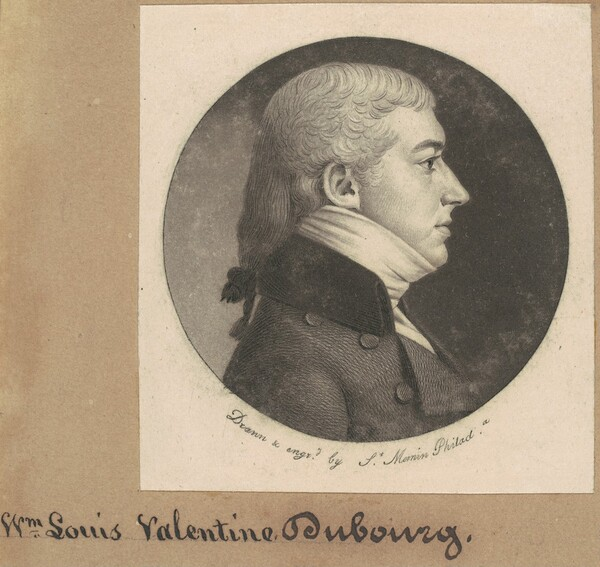 Pierre François DuBourg