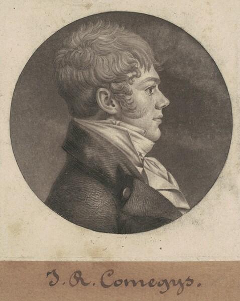 John R. Comegys