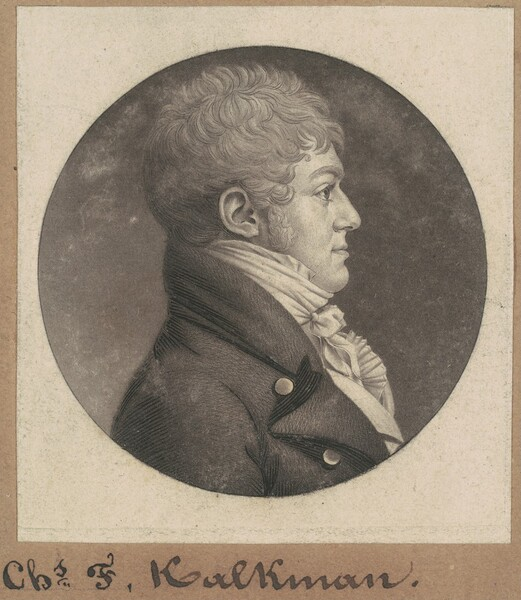 Charles F. Kalkman
