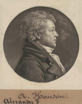 Alexander Contee Hanson