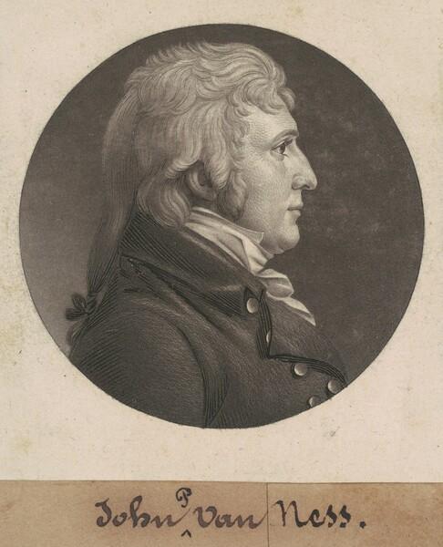 John Peter Van Ness