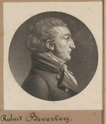 Robert Beverley IV