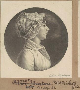 Mary Barr Ricketts