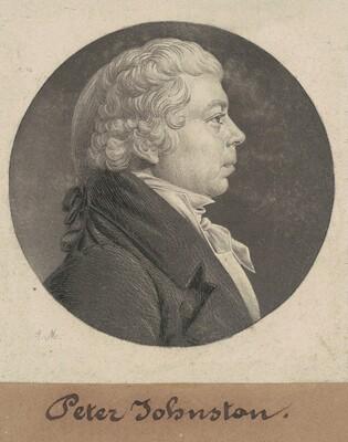 Peter Johnston, Jr.