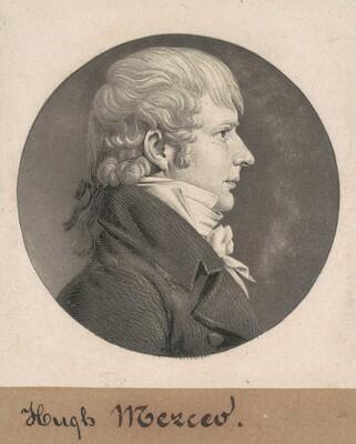 Hugh Tenant Weedon Mercer