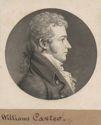 Bernard Moore Carter