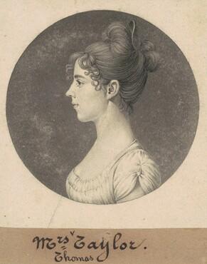 Lucy Harrison Singleton Taylor