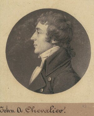 Jean Auguste Marie de Chevallié