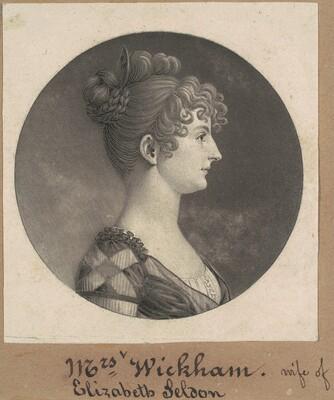 Elizabeth Selden McClurg Wickham
