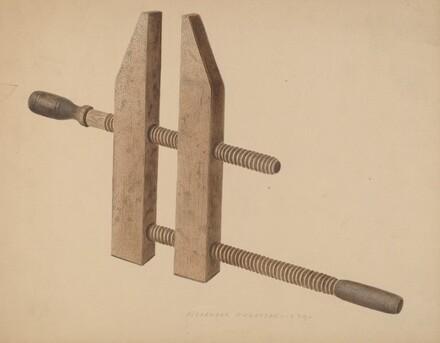 Carpenter's Clamp