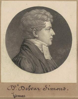 James Dewar Simons