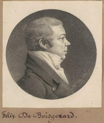Felix Constant de Boisgerard