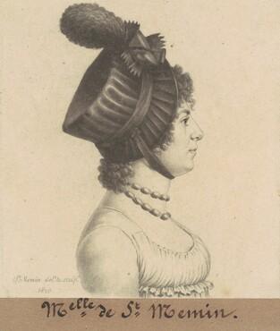 Étiennette-Charlotte-Adélaïde Févret de Saint-Mémin