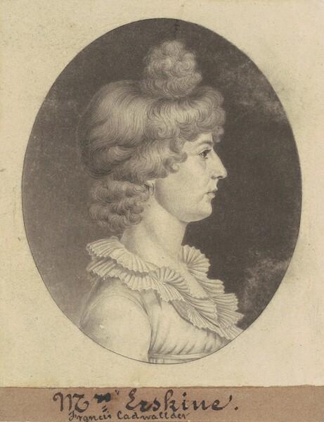 Frances Cadwalader Erskine