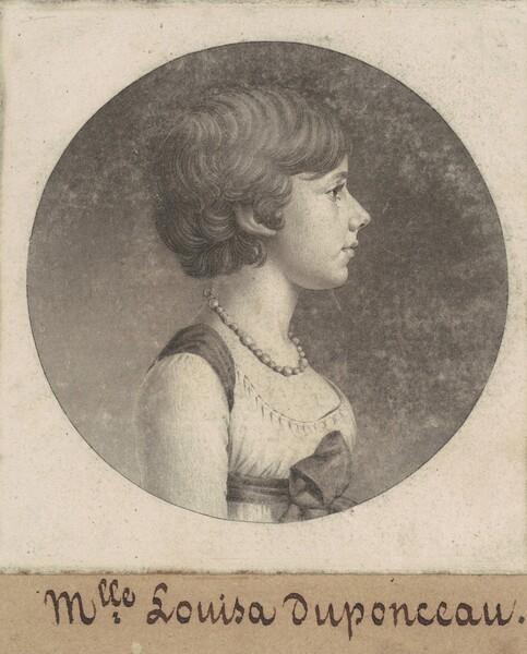 Louisa DuPonceau
