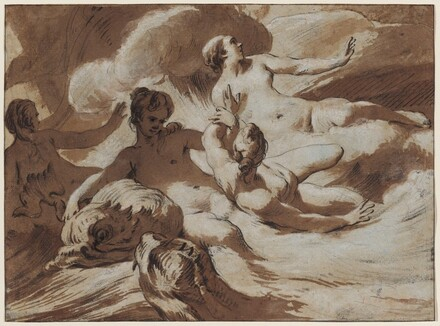 Naiads and Dolphins
