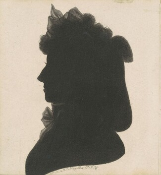 Unidentified Female Silhouette