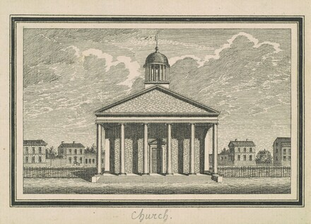 Esperanza, Church