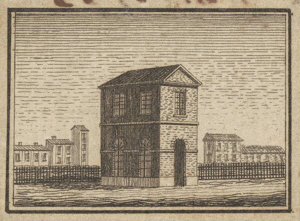 Esperanza, Small Building