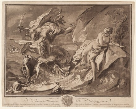 Persée et Andromede (Perseus and Andromeda)