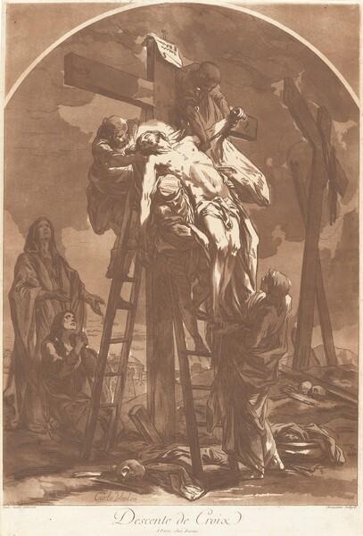 Descente de Croix (Descent from the Cross)