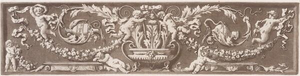 Ornamental Frieze
