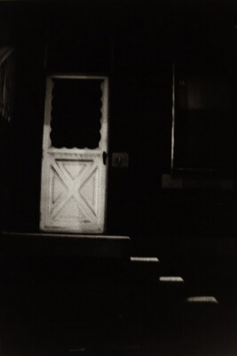 Steps, August Wilson's Mother's House, Pittsburgh, Pennsylvania