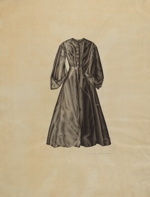 Lady's Evening Coat