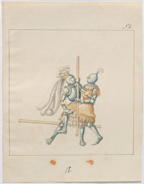 Freydal, The Book of Jousts and Tournament of Emperor Maximilian I: Combats on Foot (Jousts)(Volume III)