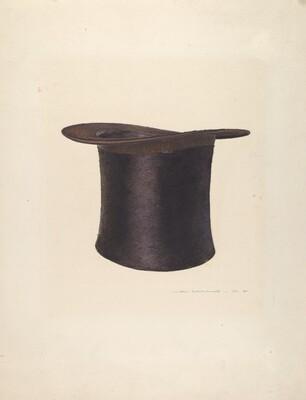High Silk Hat