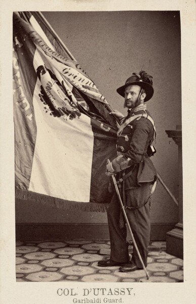 Colonel Frederick D'Utassy