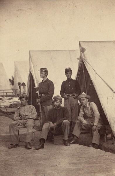 Camp Scene