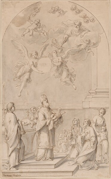 The Naming of the Virgin Mary