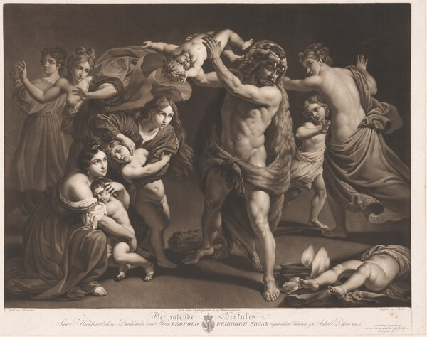 Der rasende Herkules (Raging Hercules)