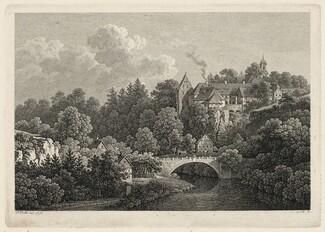 The Castle of Lohmen