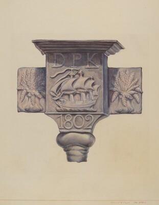 Ornamental Downspout