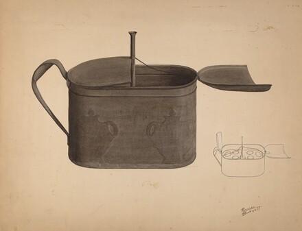Tin Egg Boiler