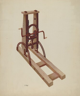 Wheelwright's Drill