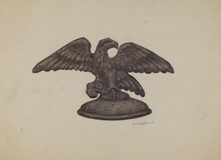 Cast Iron Eagle